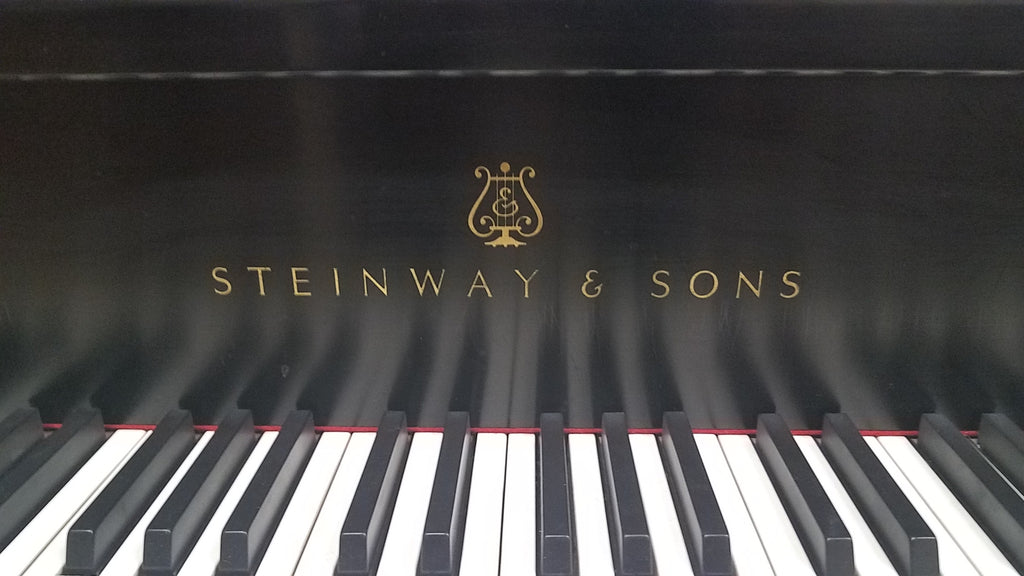 1983 Steinway B - Just arrived!