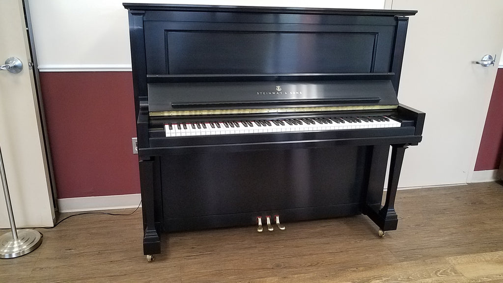 "Steinway Model K-52 Professional Upright Piano (52"") - [1983] Restored"