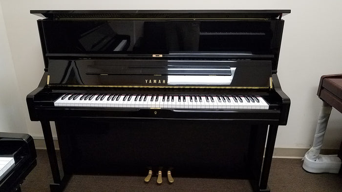 Used 2018 Yamaha Upright Piano Model U1 For Sale