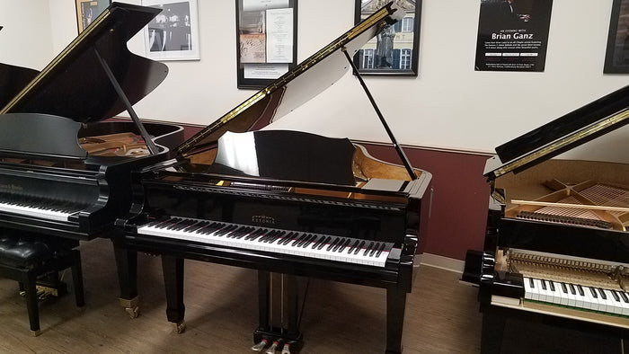 "Estonia Model 190 Grand Piano (6'3"") - [2006] Preowned"