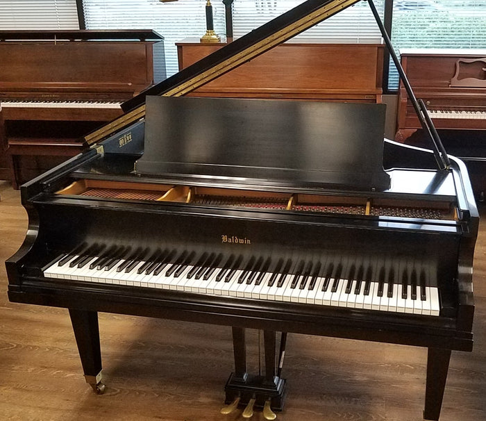 "Baldwin Model M Baby Grand Piano (5'2"") - Custom Search Available"