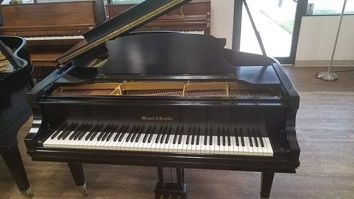 Pre-Owned Mason & Hamlin Grand Piano for Sale - 1977 Model B