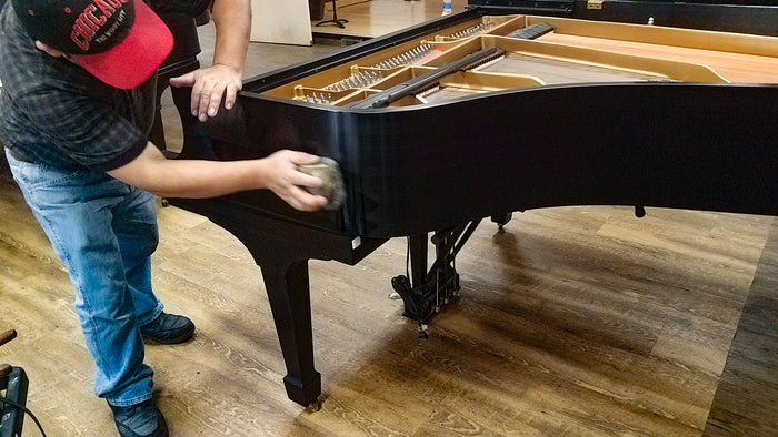 Pre-Owned Steinway Grand Piano For Sale - 1998 Model L