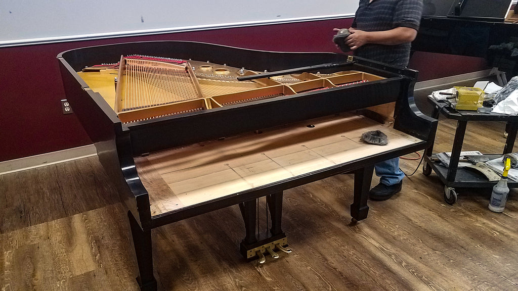 "Steinway Model L Grand Piano (5'10½"") - [1998] Preowned"