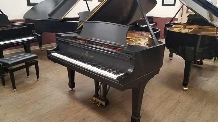 "Steinway Model B Grand Piano (6'11"") - Preowned"