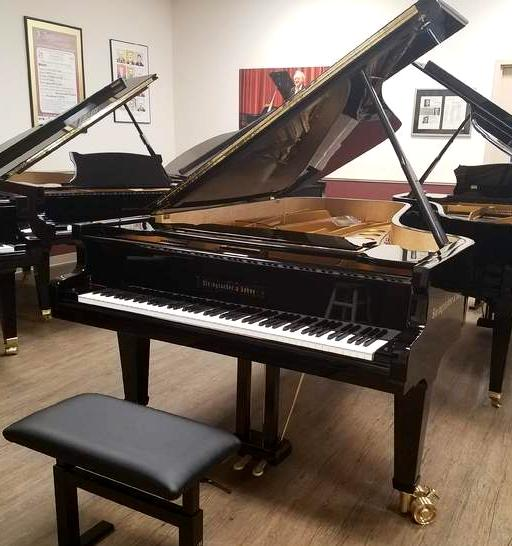 Used Steingraeber grand piano
