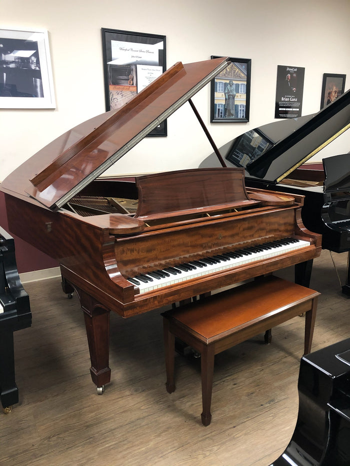 "Steinway Model A Grand Piano (6'2"") - Restored by Steinway at the Steinway Factory"