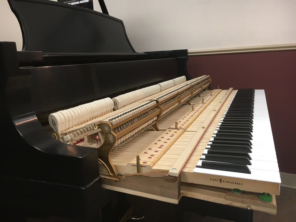 used Steinway Grand piano Model B - Just arrived! ON SALE NOW!