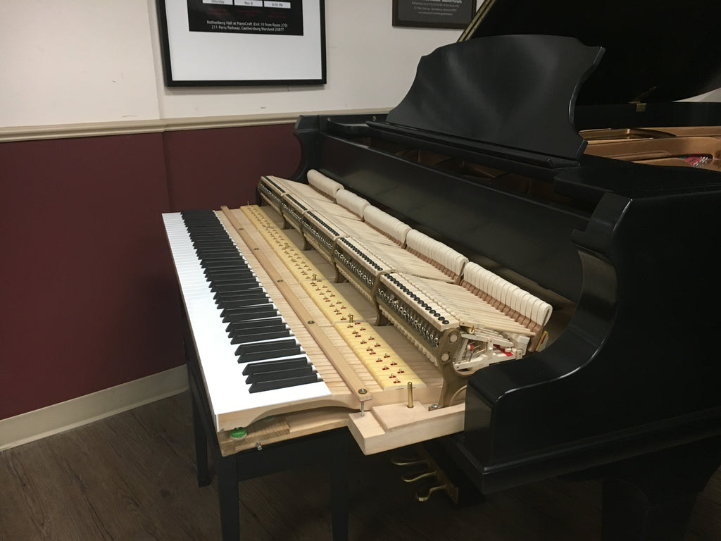 Mason & Hamlin Model BB Grand Piano  - better than New ON SALE NOW!