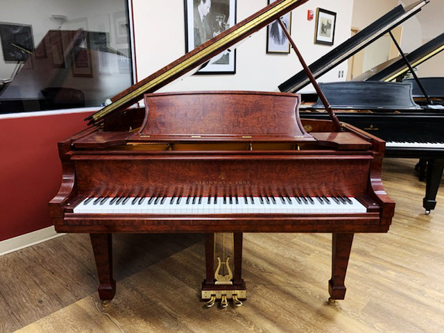 PRE-OWNED STEINWAY MODEL O - CROWN JEWEL COLLECTION