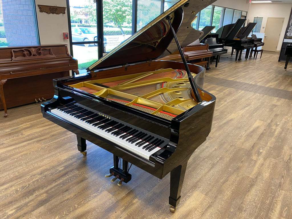 "Yamaha C7 Semi-Concert Grand Piano (7'6"") - [1990] Preowned"