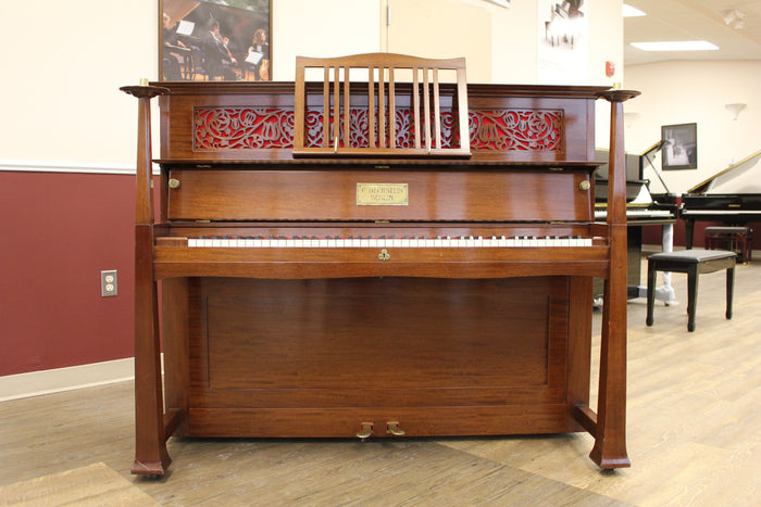 Bechstein Model 4 with Arts and Crafts Case