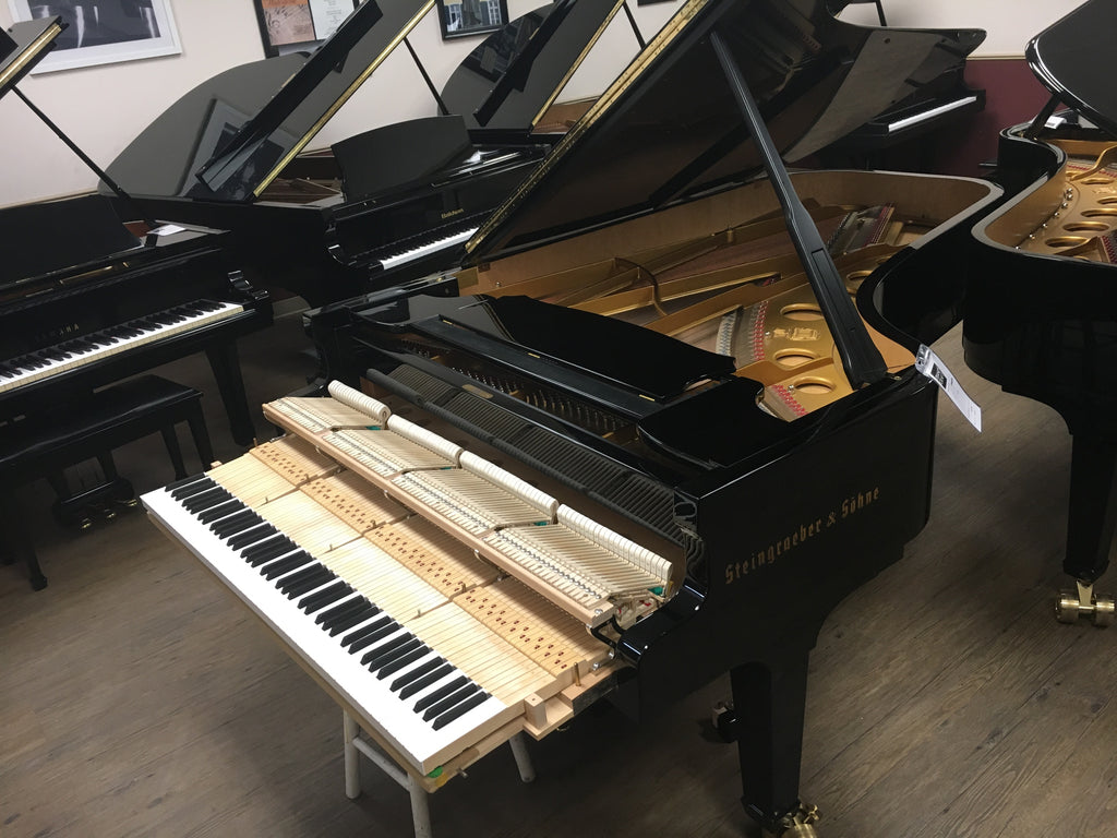Steingraeber D-232 Grand Piano MInt Brand New in 2009