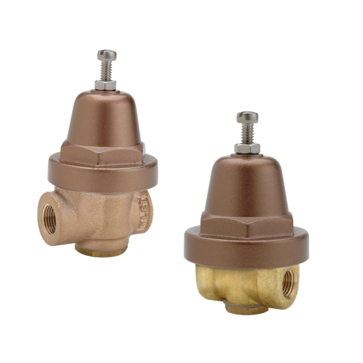 Cash Valve Types A-360, A-361, and A-365 Industrial Pressure Regulators