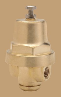 Cash Valve PBE Series Cryogenic Pressure Regulators