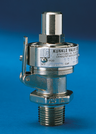 Kunkle Models 1 and 2 safety valves - Fast & Free Shipping! - Buy Kunkle valves online