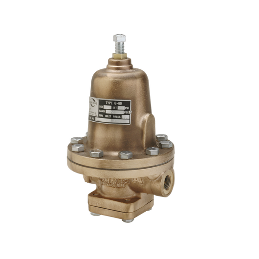 Cash Valve Types G-60, G-60 (HP) Cryogenic Pressure Regulators