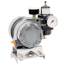 Remanufactured Fisher® 846 I to P Transducer Full 2-year service warranty from date of installation. - 846-DM1W1/MTG3-846-B1 - Buy Kunkle valves online