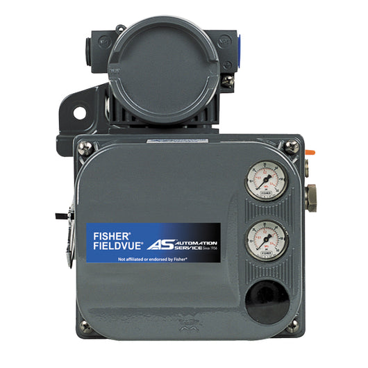 Remanufactured Fisher® DVC6010 Valve Controller Completely remanufactured unit. Full 2-year service warranty from date of installation. - DVC6010-HC - Buy Kunkle valves online