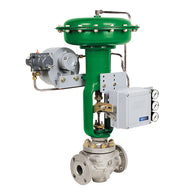 Remanufactured Fisher® Control Valves, Sliding-Stem Globe Control Valves - Buy Kunkle valves online