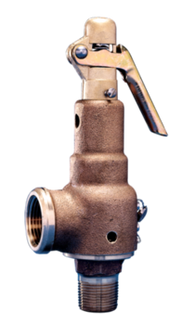 Kunkle Safety Relief Valve - 6010 - Fast & Free Shipping! - Buy Kunkle valves online