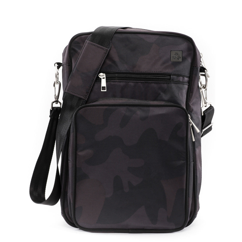 Ju-Ju-Be Onyx Helix changing bag in The Black Ops