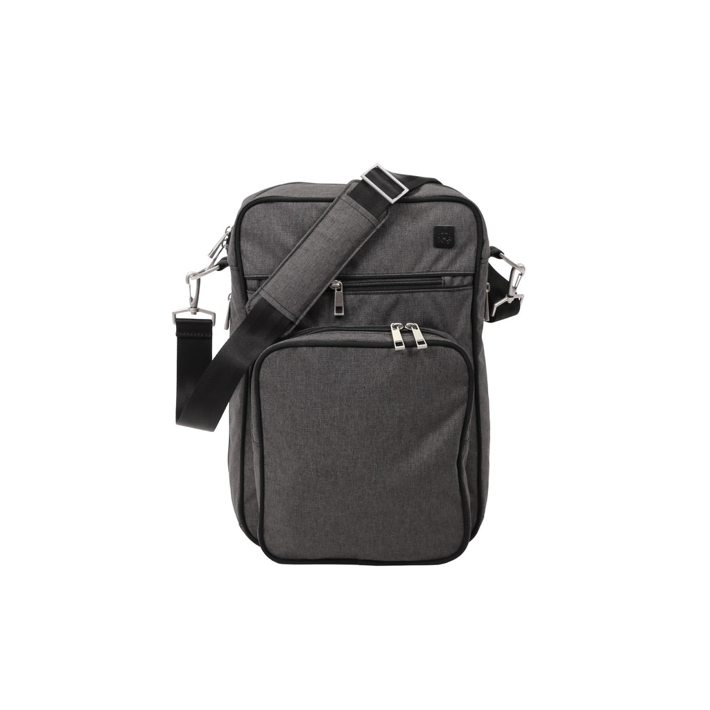 Ju-Ju-Be Onyx Helix changing bag in Chrome