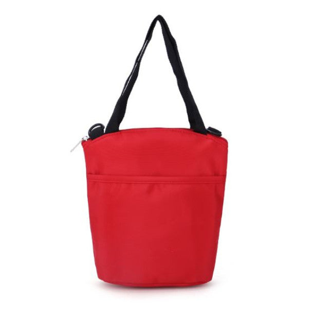 J & B Stay Cool cooler / lunch bag - Royal Ruby