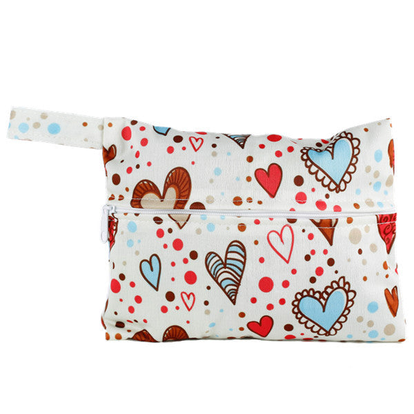 J & B Stay Dry Mini wet bag - Sweet Love
