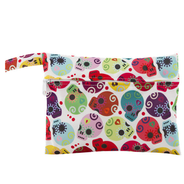 J & B Stay Dry Mini wet bag - Flower Carneval