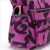 L & L Bags Everyday Messenger Pink Cheetah