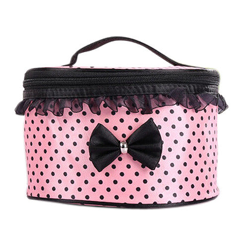 J & Stay Ready Classic cosmetic case - Pink Lemonade