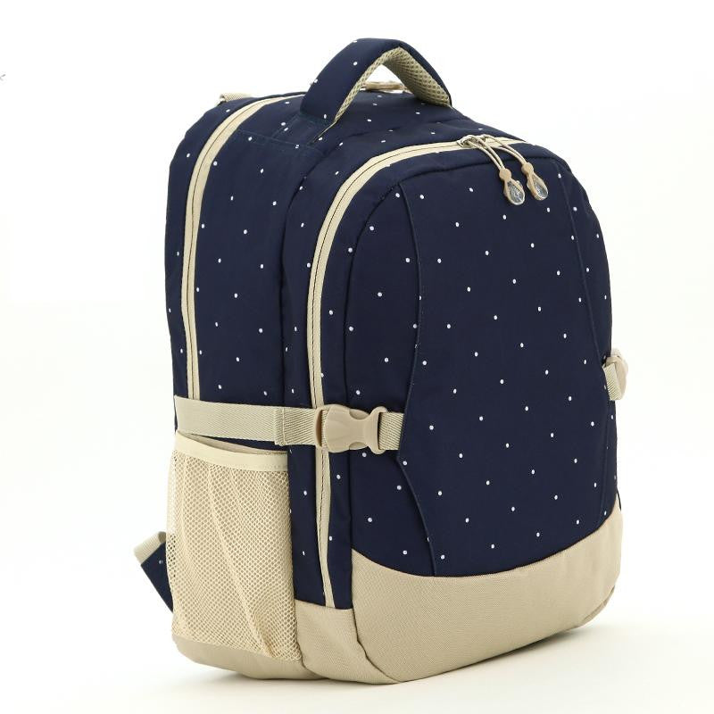 J & B Stay Moving Classic diaper backpack - Blueberry Cake