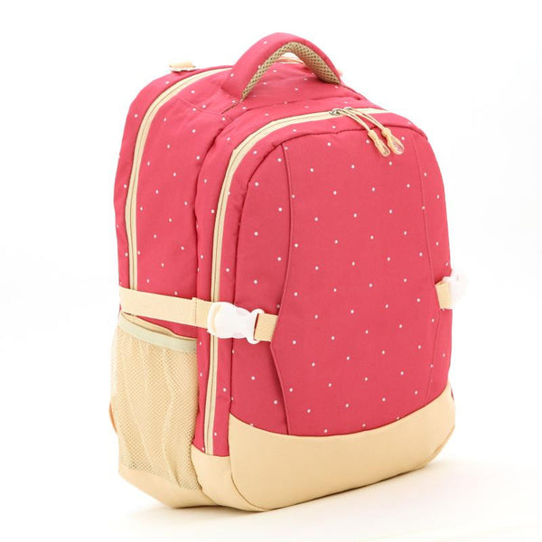 J & B Stay Moving Classic diaper backpack - Strawberry Shortcake