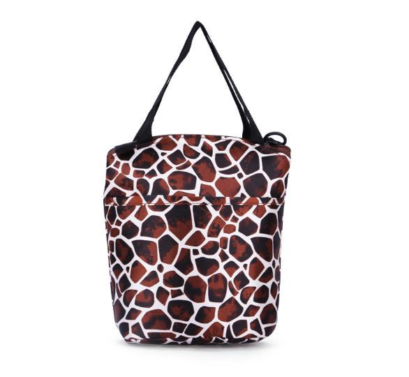 J & B Stay Cool cooler / lunch bag - Gentle Giraff