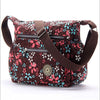 L & L Bags Everyday Messenger Garden Dawn