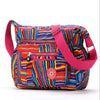 L & L Bags Everyday Messenger Rainbow Dream