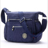 L & L Bags Everyday Messenger Deep Ocean
