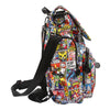 Ju-Ju-Be x Tokidoki Be Sporty diaper backpack in Super Toki