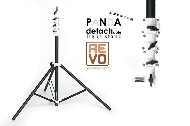 Panda CX 2204 Light Stand ( Detachable Axis )