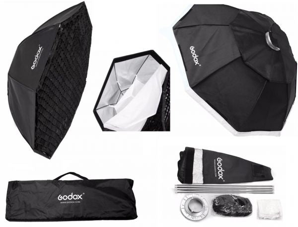 Godox Octa 120cm / 140cm ( with Grid ) ( Bowen Mount )