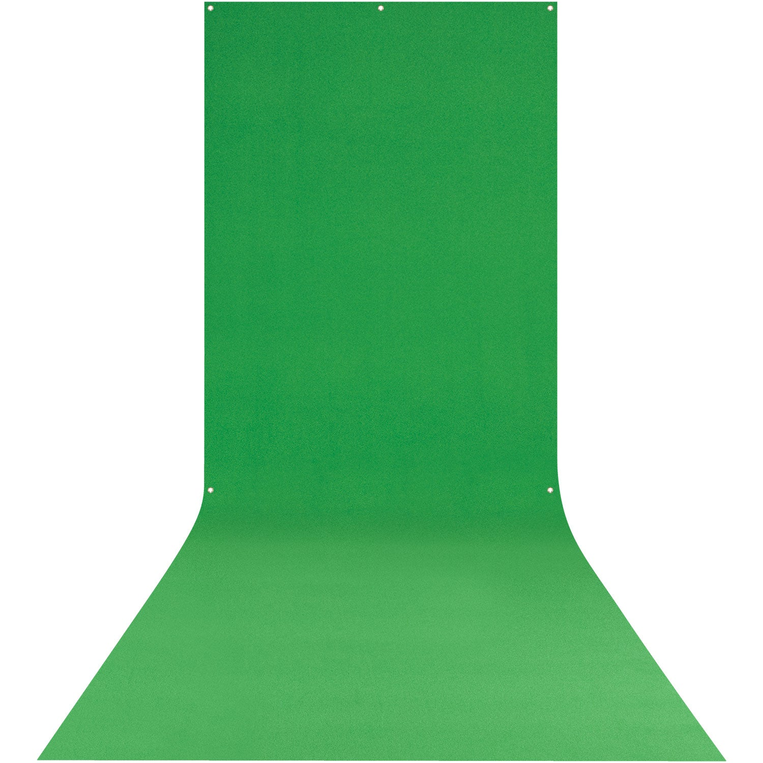X-Drop Wrinkle-Resistant Backdrop Cloths only (5' x 12') (White / Grey / Black / Green )