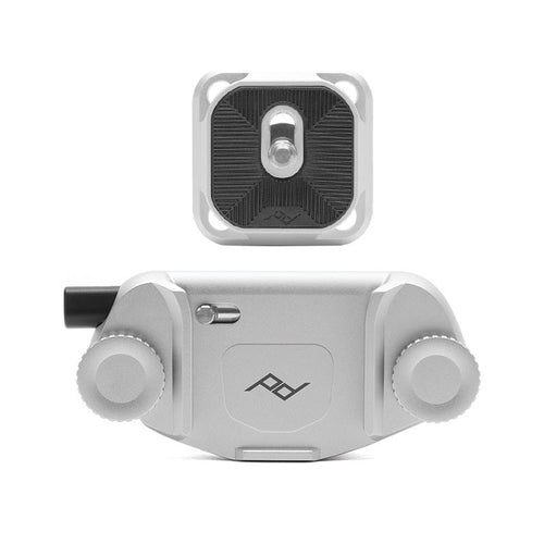 Peak Dedsign Capture Camera Clip 3 ( Black / Silver )