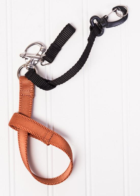Hold Fast Gear - Camera Swagg Camera Leash (Colour: Coffee)