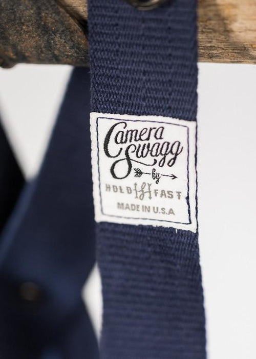 Hold Fast Gear - Camera Swagg (Colour: Navy)