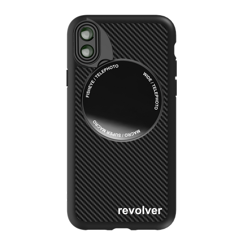 ZTYLUS ( IPHONE X ) 6 in 1 - REVOLVER M SERIES LENS KIT