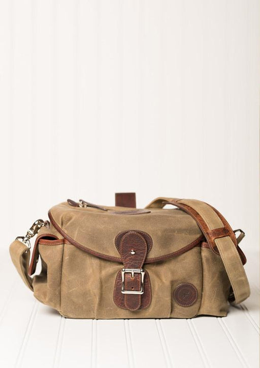 ##Pre-Order Only## Holdfast + Fundy Streetwise Bag ( Olive + Brown )