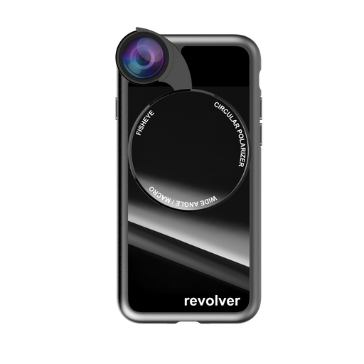 ZTYLUS ( IPHONE 7+ / 8+ ) 4 in 1 - REVOLVER M SERIES LENS KIT