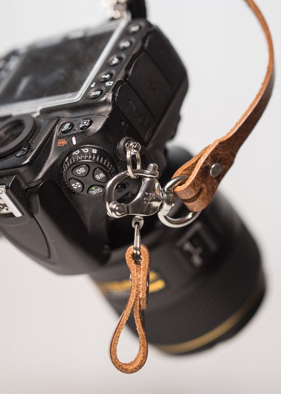 Holdfast Gear - Leather Safety Lanyard ( each purchase come with 1 pair )