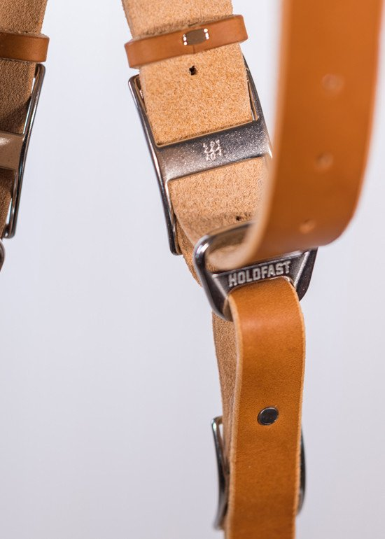 Hold Fast Gear - Money Maker Bridle Leather ( Color Tan )